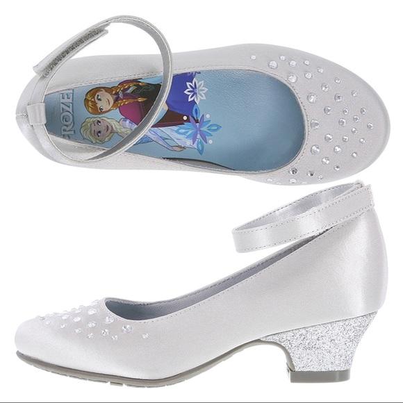 Kids Payless Frozen Satin Dress Shoe